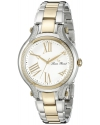 Women's Elisia Analog Display Quartz Two Tone Watch