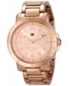 Women's Rose Gold Tone Watch
