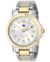 Women's Two Tone Stainless Steel Watch