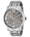 Men's Analog Display Quartz Silver Watch