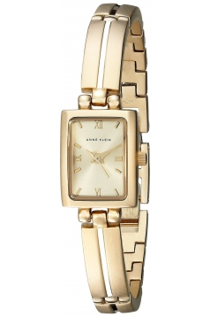 Women's Gold Tone Dress Watch