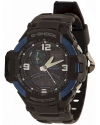 Men's Master Of Gravity Stylish Black One Size Watch