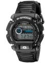 Men's G-Shock Digital Quartz Canvas Strap Grey Watch