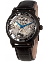 Men's Winchester 44 Automatic Skeleton Black Dial Watch