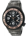Men's Neptune Force Swiss Quartz Stainless Steel Casual Watch