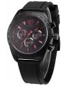 Men's All Black Sport Watch Chronograph
