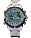 Men's Sport Watch Analog Digital LED Chronograph