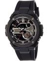 Men's G-Shock Black Rubber Quartz Watch