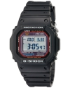 Men's G-Shock Solar Watch With Black Band
