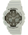 Men's G-Shock Big Case Digital Analog GA100 Watch In Ice Gray