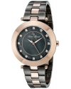Women's Odessa Analog Display Quartz Two Tone Watch