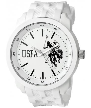 Men's Sport USP9035 Analog Display Analog Quartz White Watch
