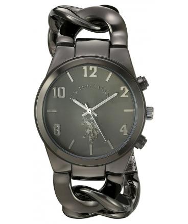 Women's Analog Display Analog Quartz Black Watch