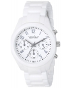Women's Analog Display Japanese Quartz White Watch