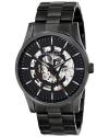 Men's Analog Automatic Black Watch