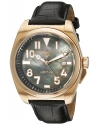 Men's Heritage Black Mother Of Pearl Dial Watch