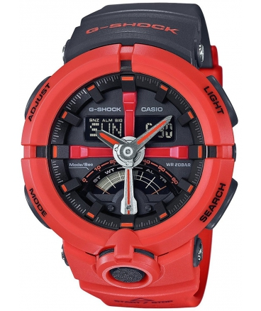 Men's G-Shock Punching Pattern Series Japan Import