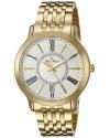 Women's Sofia Analog Display Quartz Gold Watch