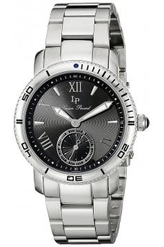 Women's Misty Rose Analog Display Japanese Quartz Silver Watch