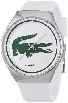 Men's Ladies Green And White Valencia Watch