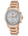 Women's Islander Quartz Stainless Steel Casual Watch, Rose Gold-Toned