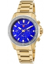 Women's Islander Quartz Stainless Steel Casual Watch, Gold-Toned