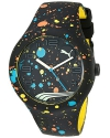 Unisex Form XL Analog Display Quartz Black Watch