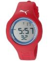 Unisex Loop L red navy Digital Display Watch