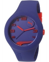 Men's Form XL Blue Silicone Watch