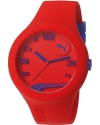 Men's Form XL Red Silicone Watch