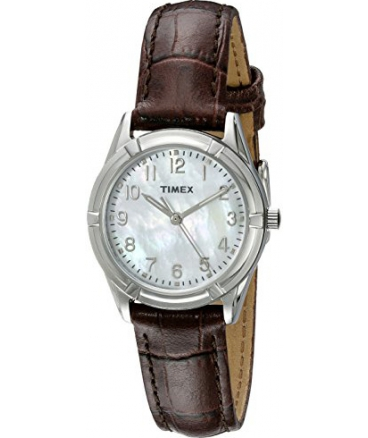 Women's City Collection Watch with Brown Strap