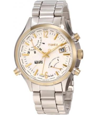 Men's Intelligent Quartz World Time Watch
