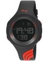 Twist L Red Black Digital Watch