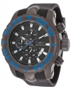 Men's TI-22 Analog Display Quartz Black Watch