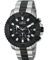 Men's Pro Diver Quartz Stainless Steel Casual Watch, Two Tone