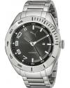 Men's Octane II Analog Display Quartz Silver Watch