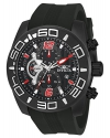 Men's 'Pro Diver' Quartz Stainless Steel And Silicone Casual Watch