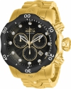 Venom Chronograph Black Dial Mens Watch