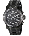 Men's Pro Diver Analog Display Swiss Quartz Black Watch