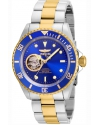 Men's Pro Diver Automatic Stainless Steel Diving Watch