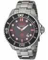 Men's Pro Diver Analog Automatic Stainless Steel Silver Casual Watch