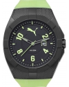 Quartz Plastic and Polyurethane Casual Watch