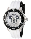 Women's Disney Limited Edition Automatic Stainless Steel and Silicone Casual Watch
