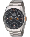 Men's Aviator Quartz Stainless Steel Casual Watch