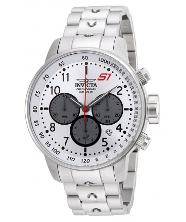 Invicta Men's S1 Rally Quartz Stainless Steel Casual Watch