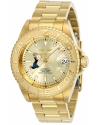 Invicta Character Collection Automatic Champagne Dial Mens Watch