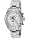 Character Collection Chronograph Silver Dial Mens Watch