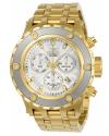 Men's  Subaqua Chronograph Silver Dial Watch