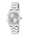 Invicta Women's 'Angel' Quartz Stainless Steel Casual Watch, Color:Silver-Toned (Model: 19255)
