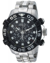 Men's Hydromax Quartz Stainless Steel Casual Watch